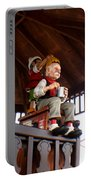 Pinocchio And Geppetto  Portable Battery Charger