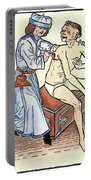 Plague Physician, 1482 Portable Battery Charger
