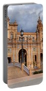 Plaza De Espana Pavilion In Seville Portable Battery Charger