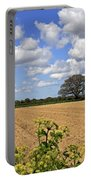 Ploughed Field Portable Battery Charger