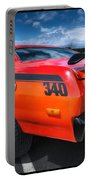 Plymouth Duster 340 Portable Battery Charger
