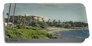 Polo Beach Wailea Point Maui Hawaii Portable Battery Charger