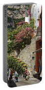 Positano Street Scene Portable Battery Charger