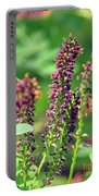Prairie Blazing Star  Portable Battery Charger