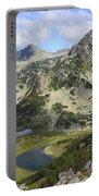 Prevalski And Valyavishki Lakes Pirin National Park Bulgaria  Portable Battery Charger