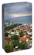 Puerto Vallarta And Pacific Ocean Portable Battery Charger