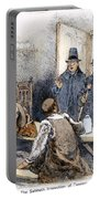 Puritan Tavern Inspection Portable Battery Charger