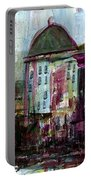 Purple City Portable Battery Charger