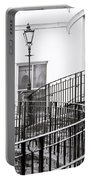 Railings And Lamp Portable Battery Charger