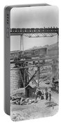 Railroading Construction Portable Battery Charger