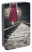 Railway Tracks Portable Battery Charger