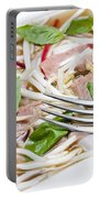Ready To Serve Bowl Of Pho Bo Portable Battery Charger