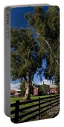 Red Barn Stanford University Portable Battery Charger