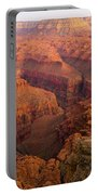 Grand Canyon From Kanab Point Portable Battery Charger