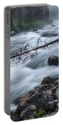 Redfish Creek In Stanley Idaho Portable Battery Charger