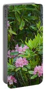 Rhododendron Portable Battery Charger