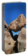 Rock Formation - Joshua Tree National Park Portable Battery Charger