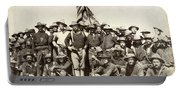 Roosevelt & Rough Riders Portable Battery Charger