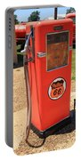 Route 66 Gas Pump Portable Battery Charger