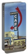 Route 66 - Grants Cafe Portable Battery Charger