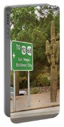 Route 66 - Kingman Arizona Portable Battery Charger