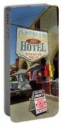 Route 66 - Oatman Arizona Portable Battery Charger