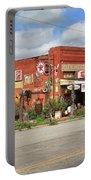 Route 66 - Sandhills Curiosity Shop Portable Battery Charger