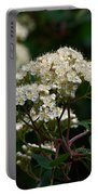 Rowan Flowers Portable Battery Charger
