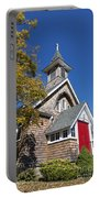 Rural Church Portable Battery Charger