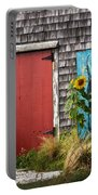 Rustic Cape Cod Portable Battery Charger