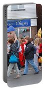 Rye Olympic Torch Relay Portable Battery Charger
