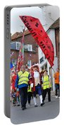 Rye Olympic Torch Relay Parade Portable Battery Charger