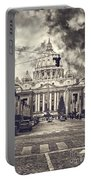 Saint Peters Basilica Rome Portable Battery Charger