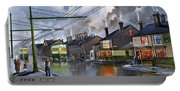 Salop Street Dudley C 1950 Portable Battery Charger