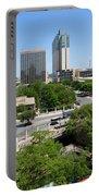 San Antonio Texas Skyline Portable Battery Charger