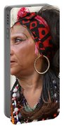 Santeria Woman Portable Battery Charger