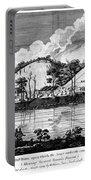 Saratoga: Encampment, 1777 Portable Battery Charger