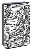 Satan & Sorcerer, 1626 Portable Battery Charger