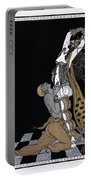 Scheherazade Portable Battery Charger by Georges Barbier