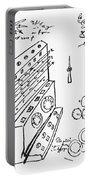 Schickard Calculator Portable Battery Charger