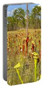 Schnell's Pitcher Plant Portable Battery Charger