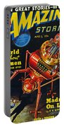 Science Fiction Cover 1939 Portable Battery Charger