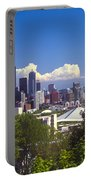 Seattle City View Portable Battery Charger