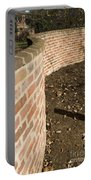 Serpentine Wall University Of Virginia Portable Battery Charger