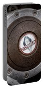 Shelby Cobra Steering Wheel Emblem Portable Battery Charger