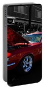 Shelby Gt 500 Mustang Portable Battery Charger