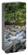 Silky Water Portable Battery Charger