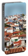 Skiathos Town Portable Battery Charger