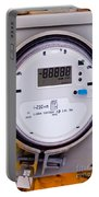 Smart Grid Residential Digital Power Supply Meter Portable Battery Charger