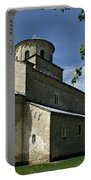Sopocani Monastery Portable Battery Charger